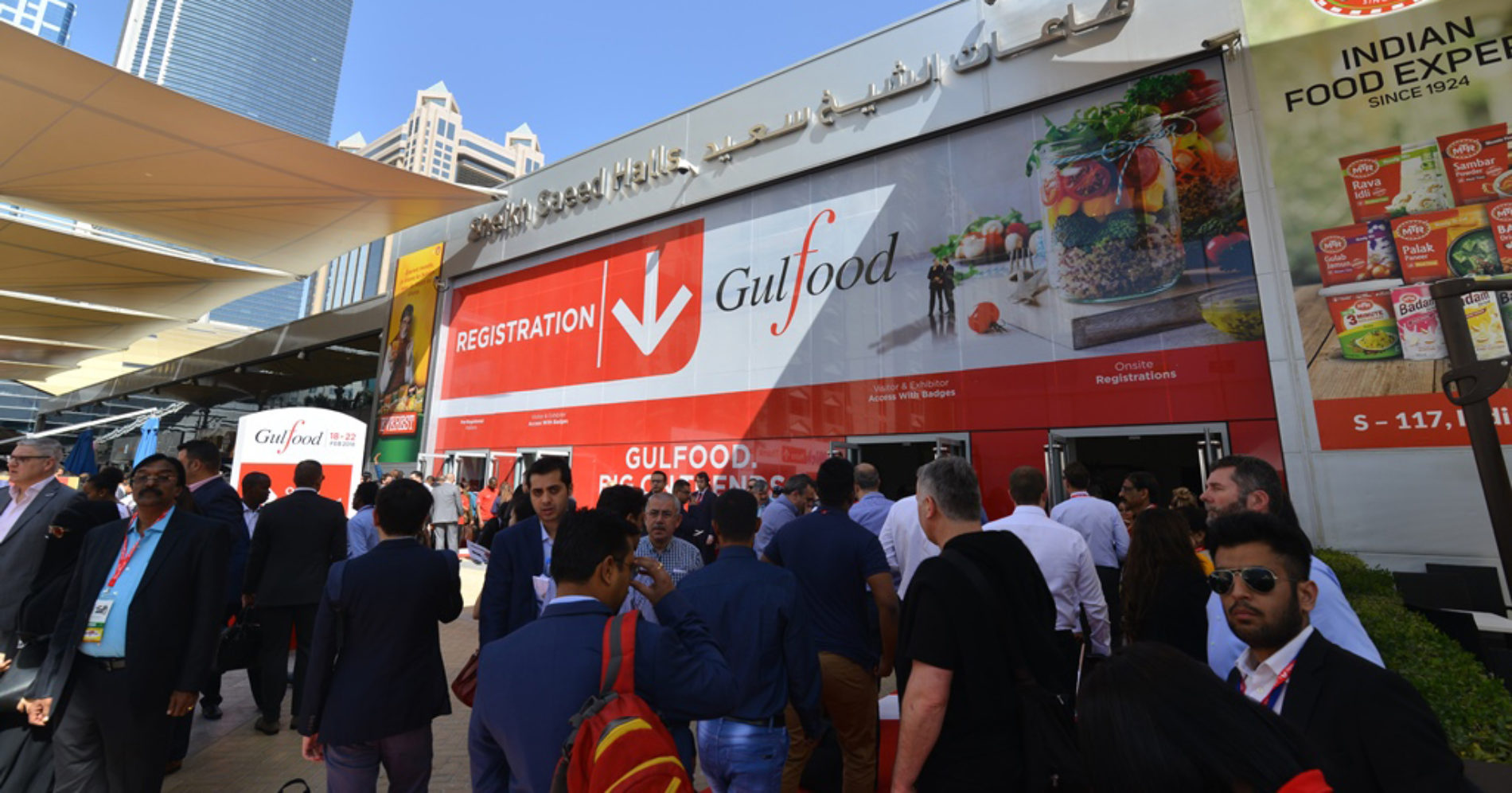 Gulfood 2018 opens