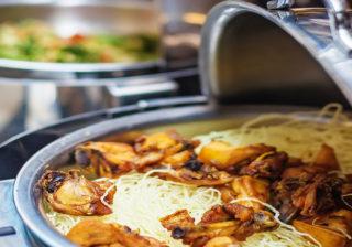 UAE restaurant waste
