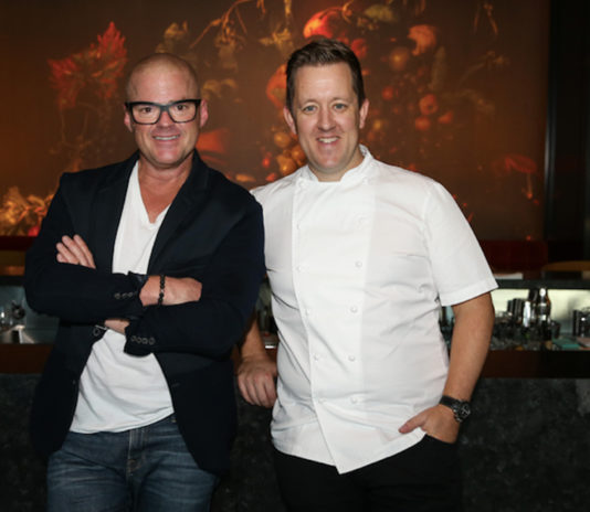 Heston Bluemental's new Dubai restaurant