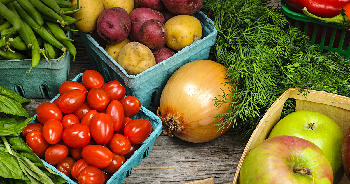 Appetite for organic foods in UAE has increased by almost 40%
