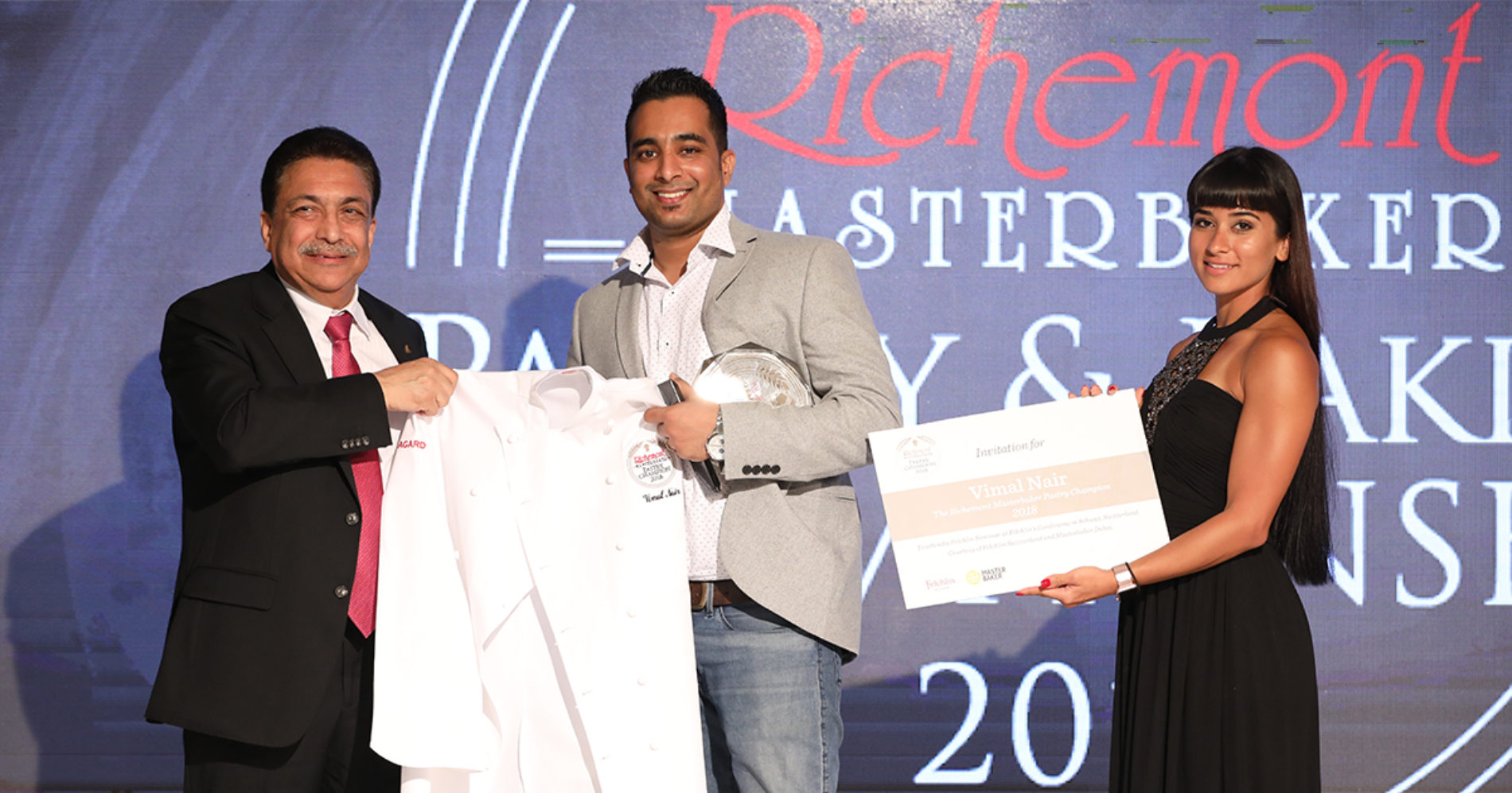 Richemont Masterbaker crowns its inaugural Pastry & Baking Champions