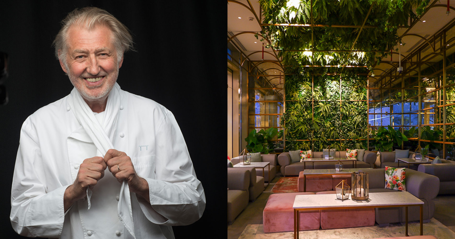 The world's greatest: A glimpse into Pierre Gagnaire's 50+ year career