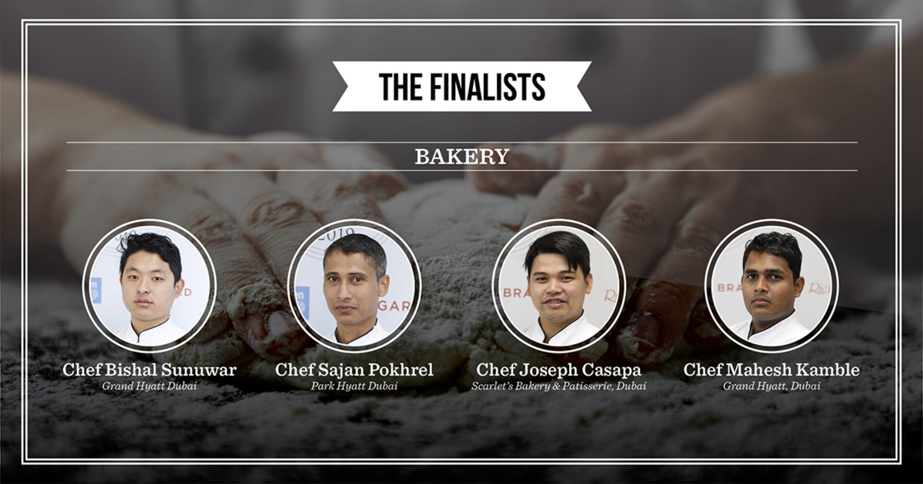 Raising the bar: RMB Pastry & Baking Championship Live Heats