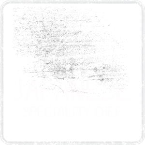 Japanese Speciality Chef