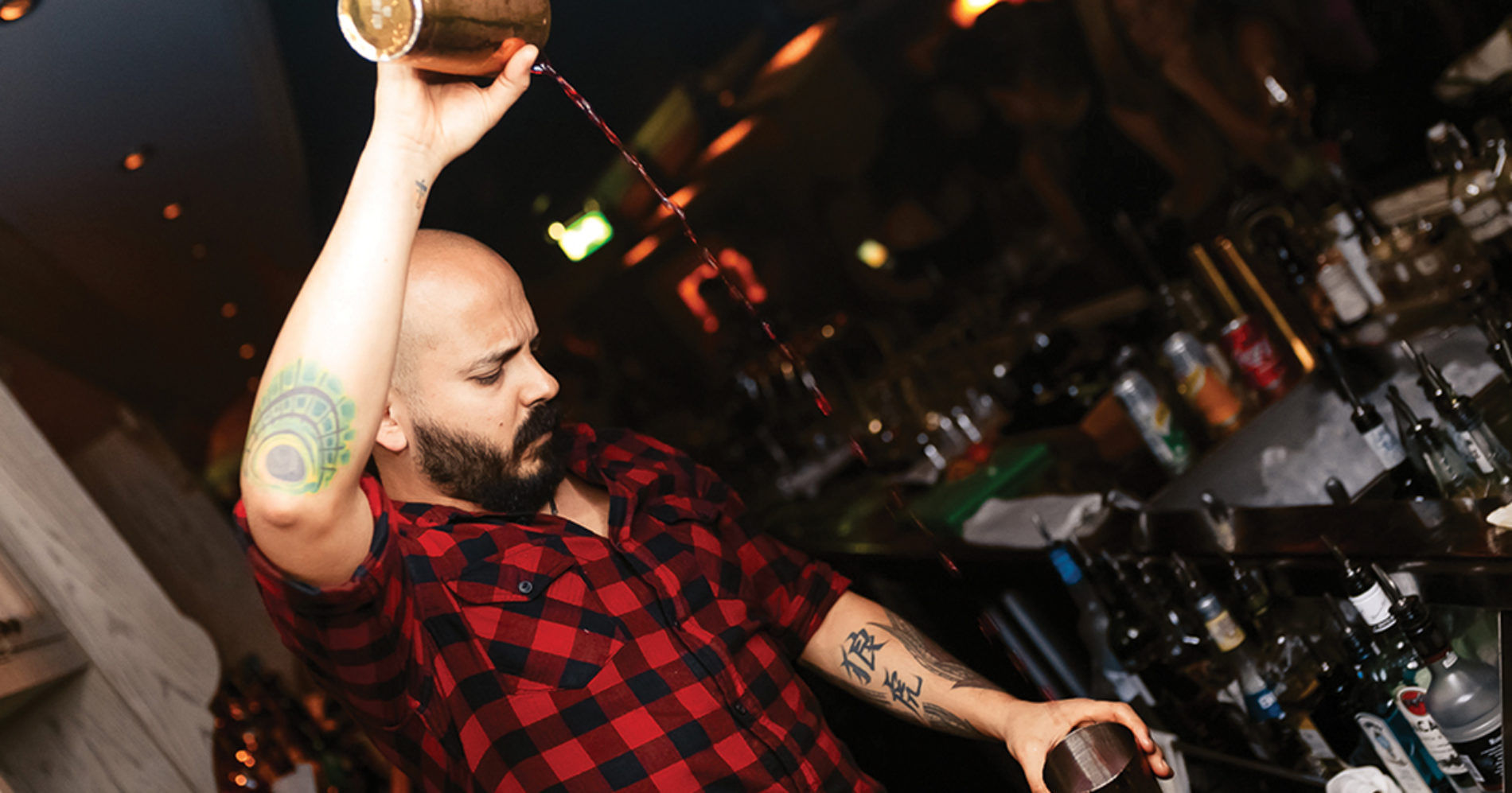 Meet the mixologist: Weslodge Saloon Dubai's Emilio Valencia
