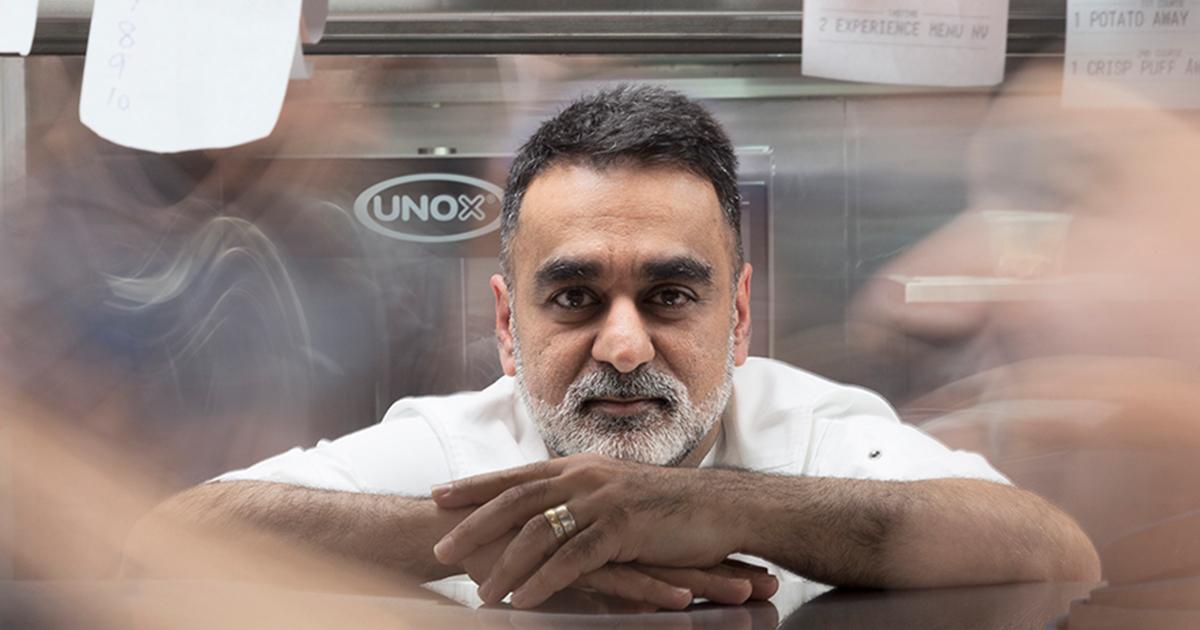 Vineet Bhatia opens new Indian restaurant in Dubai