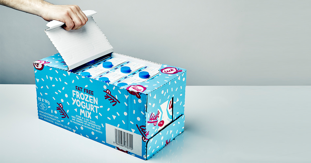 British frozen yogurt brand Lick now available in the UAE