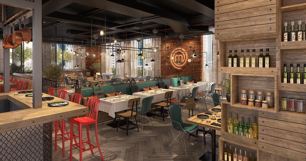 World's first MasterChef restaurant to open in Dubai soon