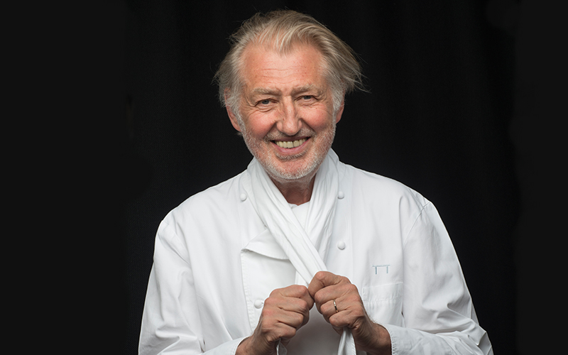 The world's greatest: A glimpse into chef Pierre Gagnaire's 50+ year career