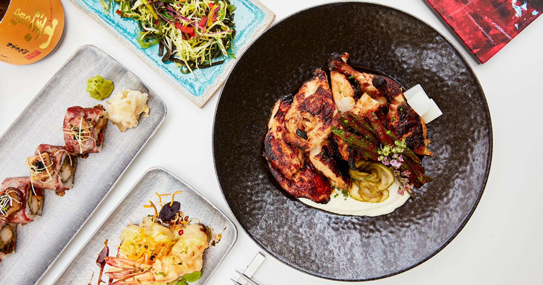 Akira Back opens second Dubai restaurant, Paru
