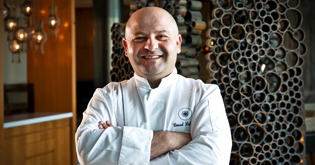 Sambusek's Emad Zalloum on the latest trends in the Arabic kitchen
