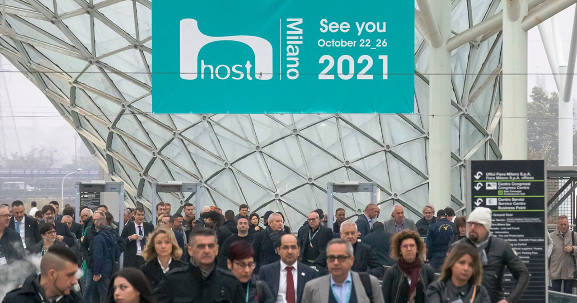 HostMilano 2019 sees record-breaking edition with 200,000 visitors