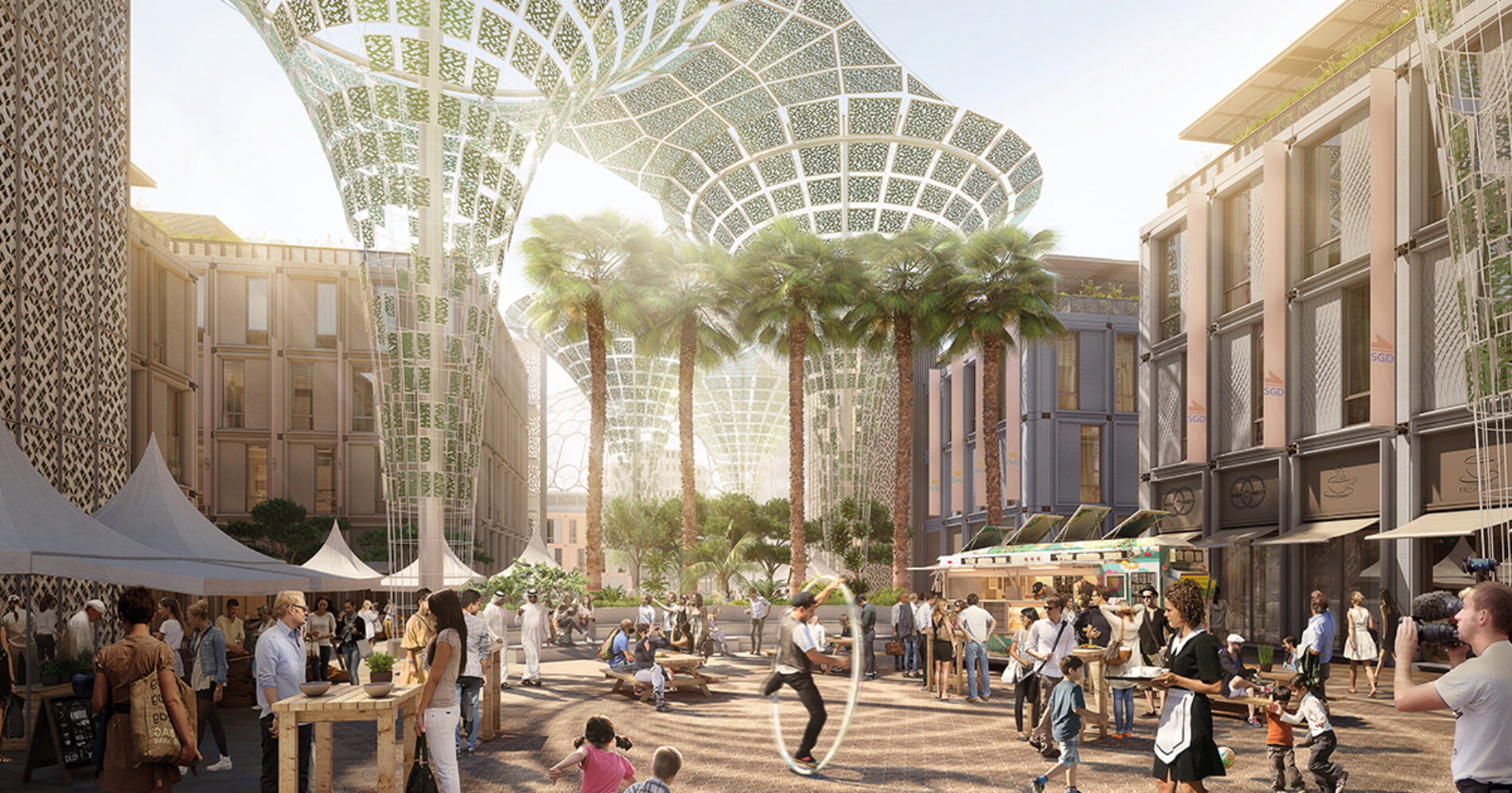 The world's greatest show: What to expect at Expo 2020 Dubai