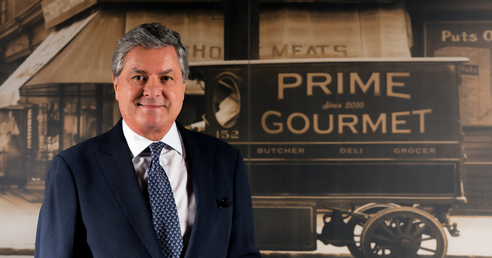 Behind the scenes at Prime Gourmet's new store in Dubai