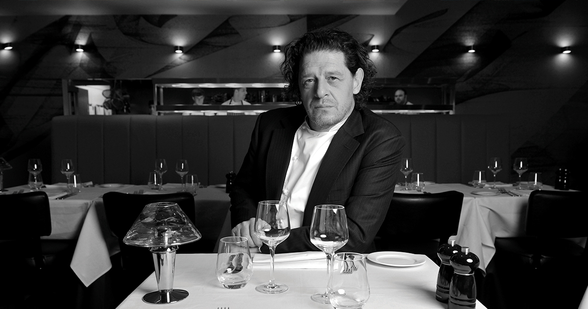 Marco Pierre White brings New York to Abu Dhabi in latest venture