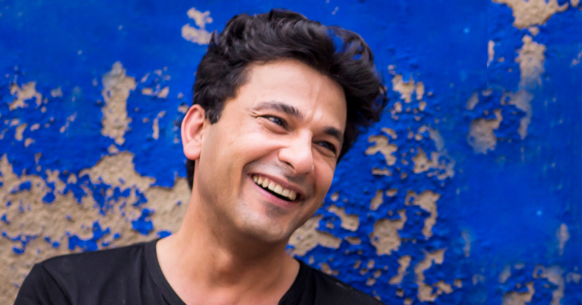 "Vikas Khanna on his Dubai debut and the ""raw beauty"" of home-cooking"