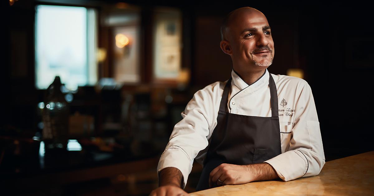 Cristian Lisci joins Bullona Cairo as Chef de Cuisine
