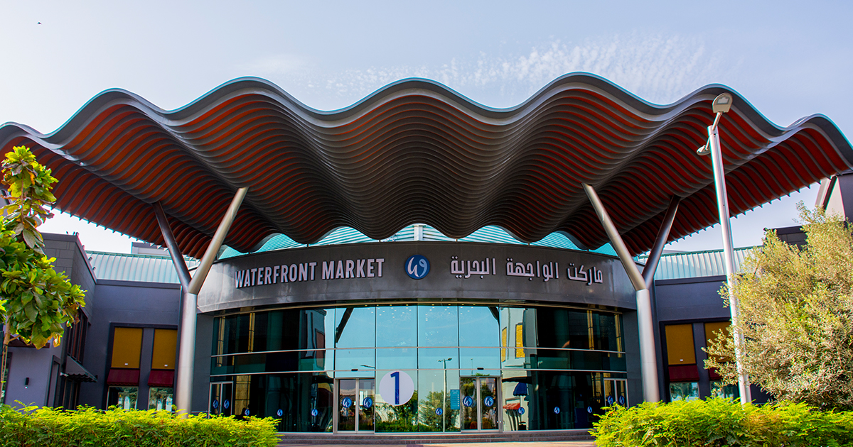 Waterfront Market