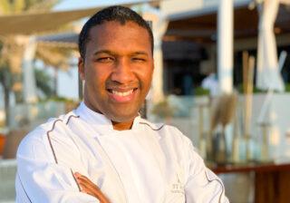 Chef Renzo Martin Reyes