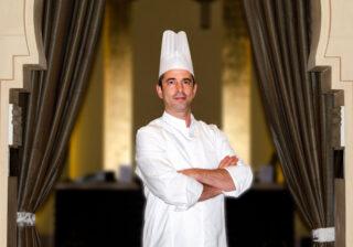 Chef Federico Sanna Anantara Eastern Mangroves