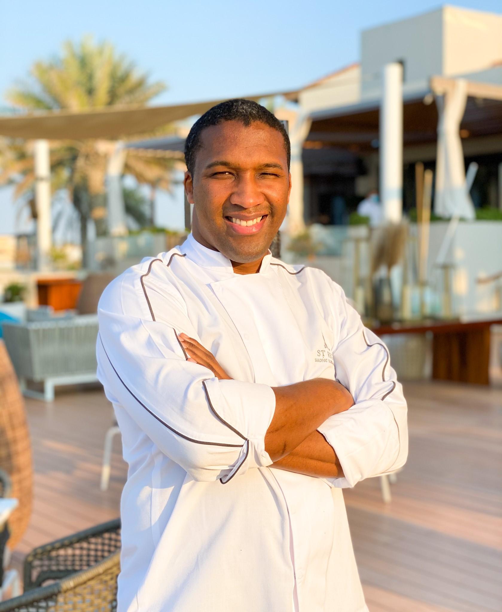 Chef Renzo Martin Reyes Reyes joins The St. Regis