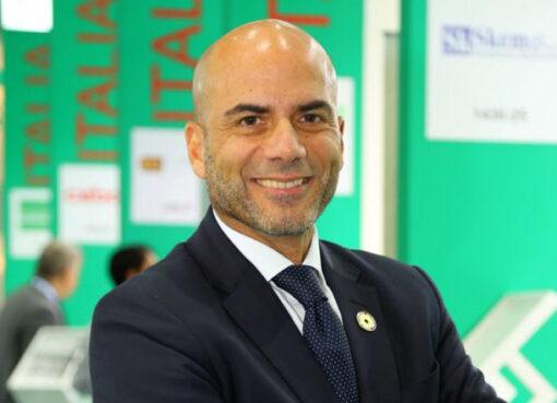 Amedeo Scarpa, Italian Trade Commissioner:ICE Dubai office