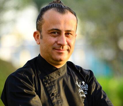 Chef Gürcan Gülmez