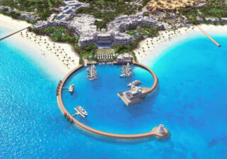 Hilton Salwa Beach Resort & Villas