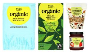 Marks & Spencer Organic food