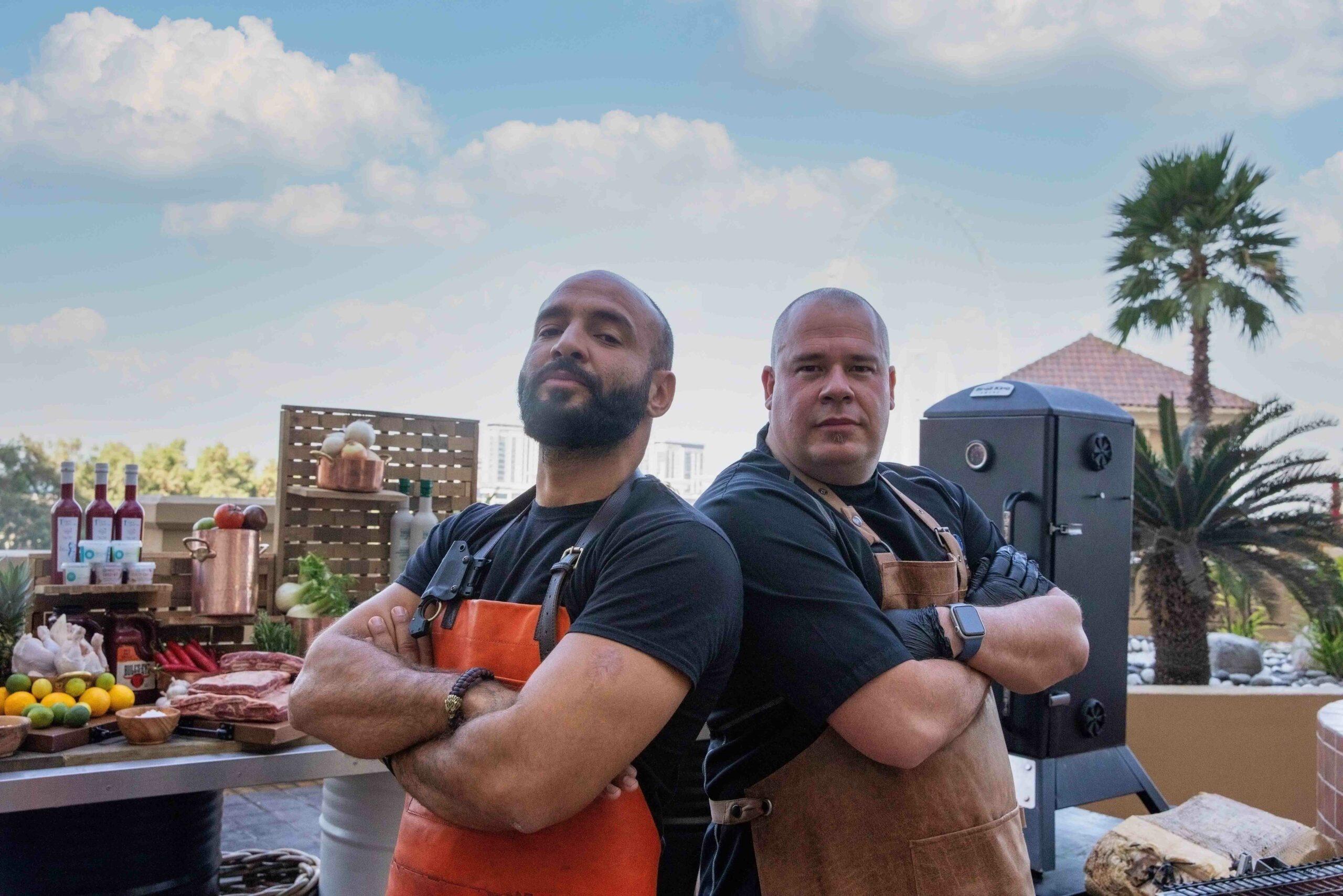UAE's Best Amateur Barbecue Master
