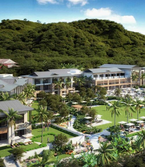 Waldorf Astoria and Canopy by Hilton Seychelles