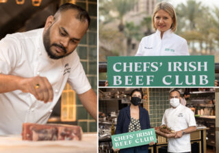 Exclusive Chefs' Irish Beef Club
