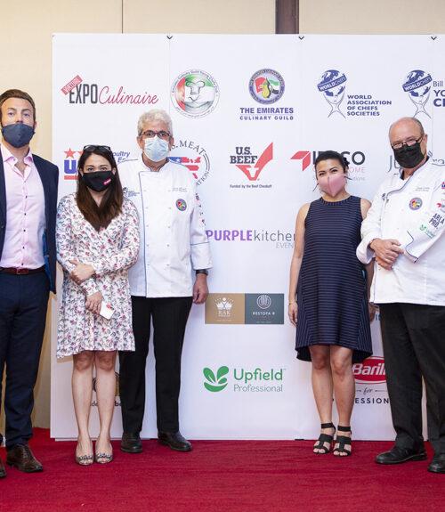 Emirates Salon Culinaire