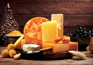 Cheeses from the USA in the Middle East