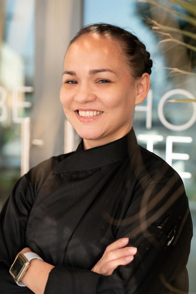 Chef Luisa Fernanda Caicedo Mondoux