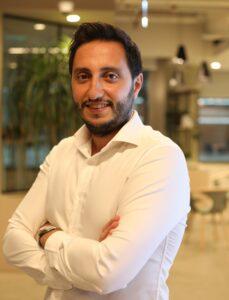 Jihad Bou Nasr, Country Manager, Kitopi UAE
