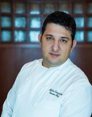 Chef Nikolaos Tsimidakis