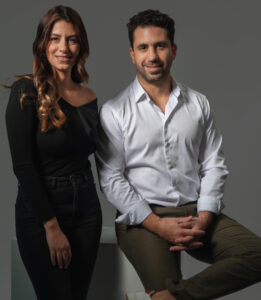 Ziad Kamel, CEO & Rowan Kamel, Chief Brand Officer, Cloud Restaurants