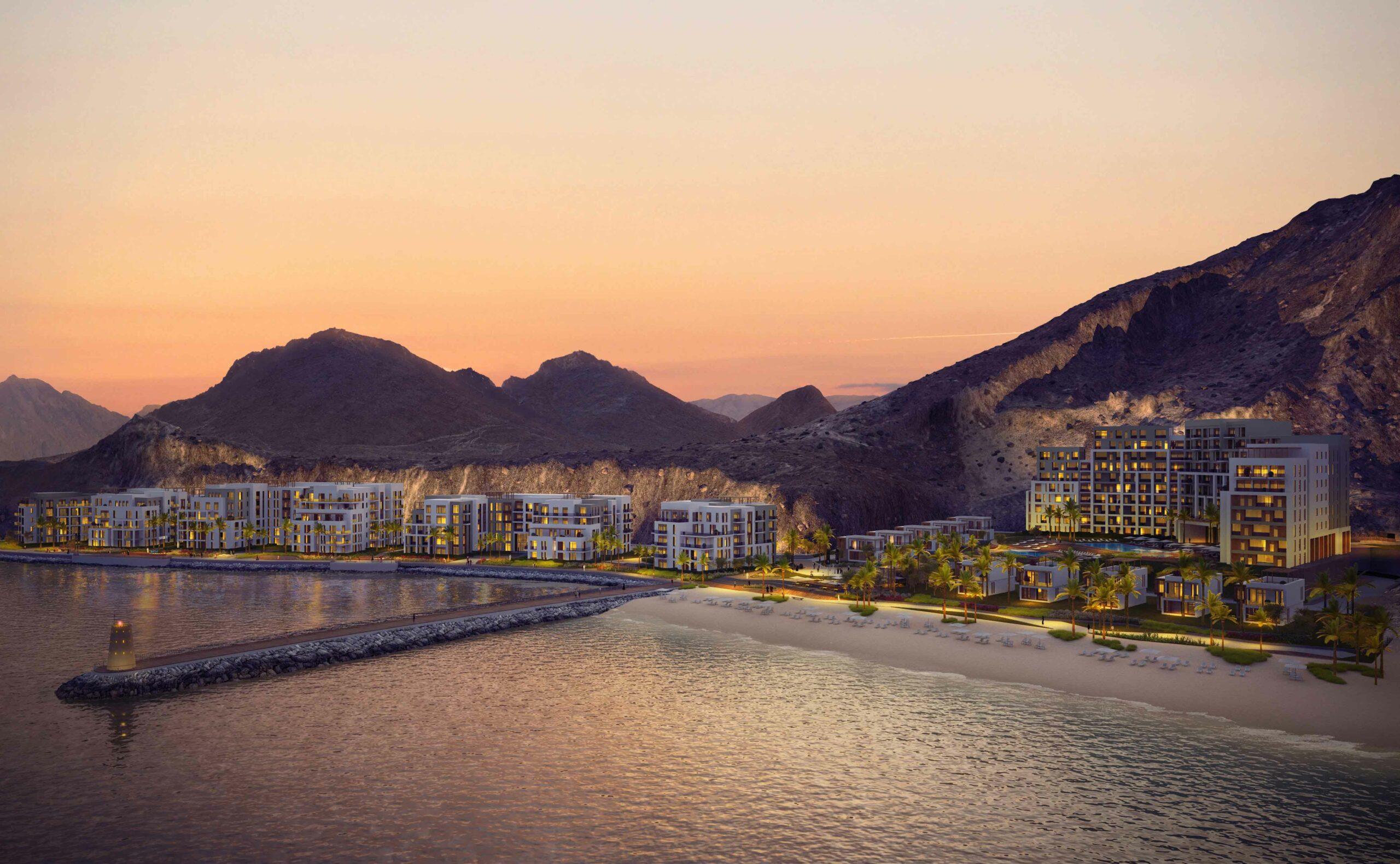 Address Beach Resort Fujairah, UAE