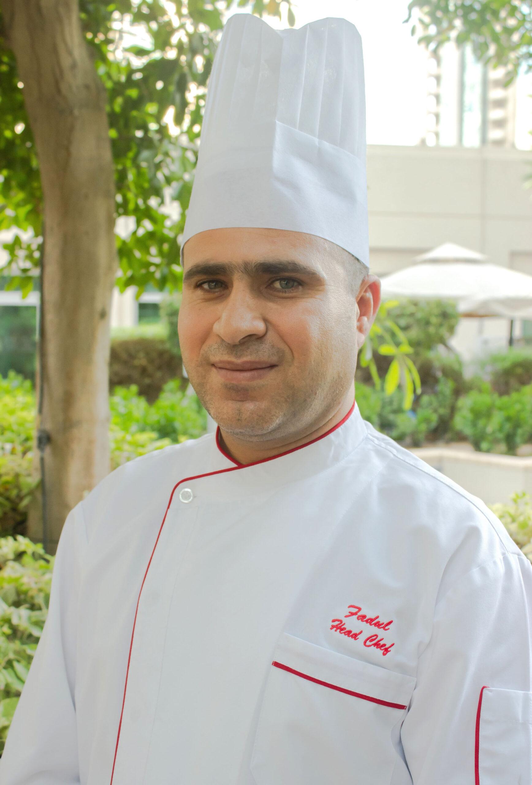 Chef Fadul Alkassem, Head Chef, Ramada by Wyndham Downtown Dubai