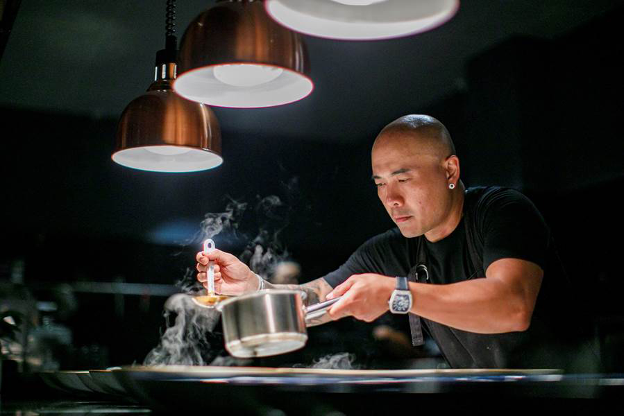Chef Harold Ngo
