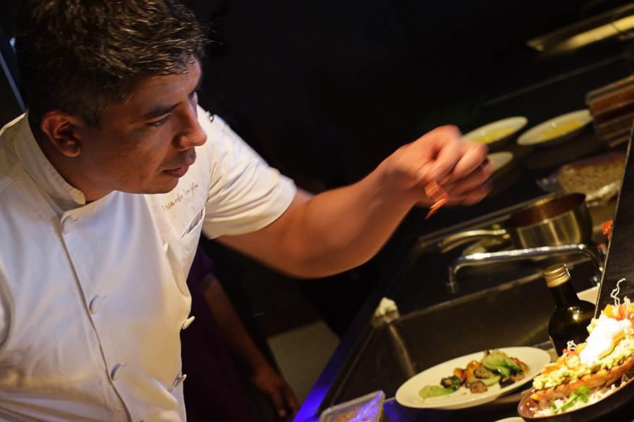 Chef Ricardo Lujan