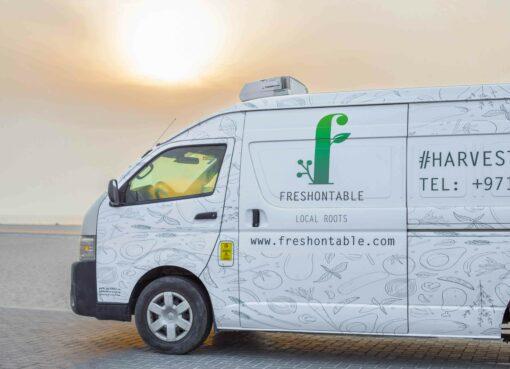 FreshOnTable and Hilton