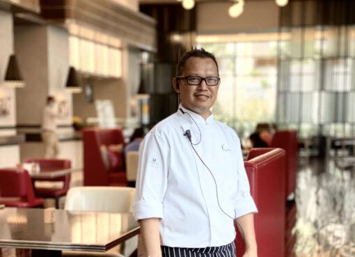 Chef Kardino Zulhadi, Executive Chef, Rosewood Jeddah,