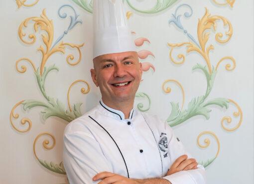 Vanitas chef de cuisine, Gianfranco Pirrone