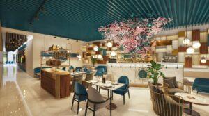 Social Cafe at Opso Dubai Mall