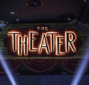 The Theater at the Fairmont Dubai
