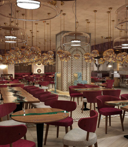 Rhain Steakhouse Dubai