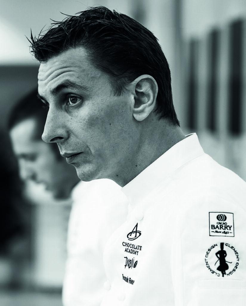 Chef Romain Renard, World Chocolate Masters 21/22