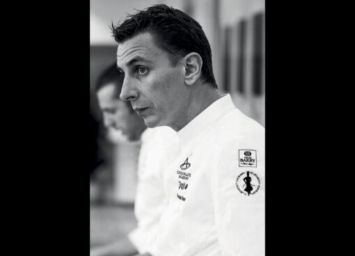 Chef Romain Renard, Director, Chocolate Academy Dubai – MENA and Member, organising committee, World Chocolate Masters